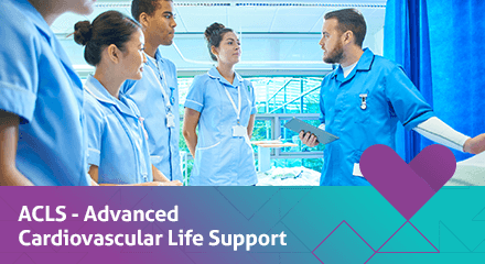 Curso ACLS - Advanced Cardiovascular Life Support